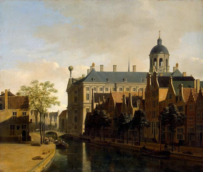 Gerrit Adriaenszoon Berckheyde - 2 La Grote Markt y Sint-Bavokerk , Haarlem,.jpg