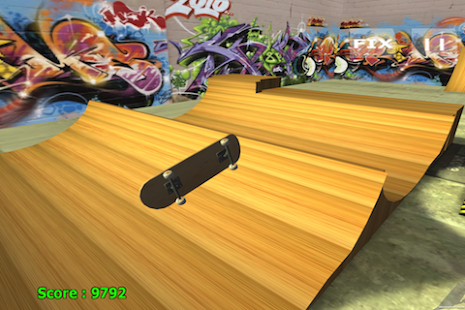 Skateboard +- screenshot thumbnail
