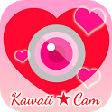 KawaiiCam*, Cute PhotoEditor icon
