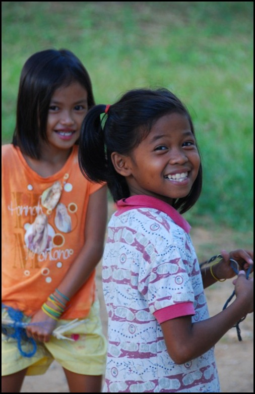Tagbanua Kids in Lajala Village