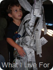 Newspaper Tree