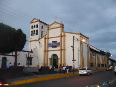 Iglesia en León