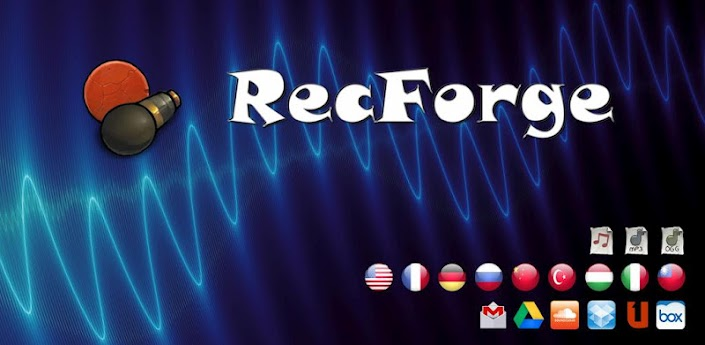 RecForge Lite – Audio Recorder 2.1.5