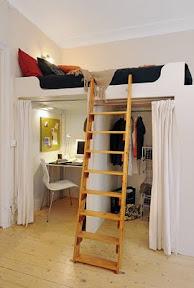 Trucos de decoraci n camas en alto gu a de decoraci n - Cama en alto ...