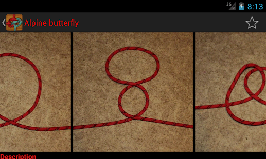 Useful Knots - Tying Guide- screenshot thumbnail