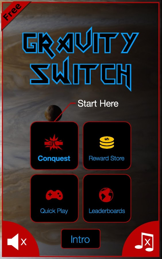 Gravity Switch Puzzle Match- screenshot