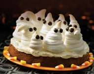 Ghostly Brownies