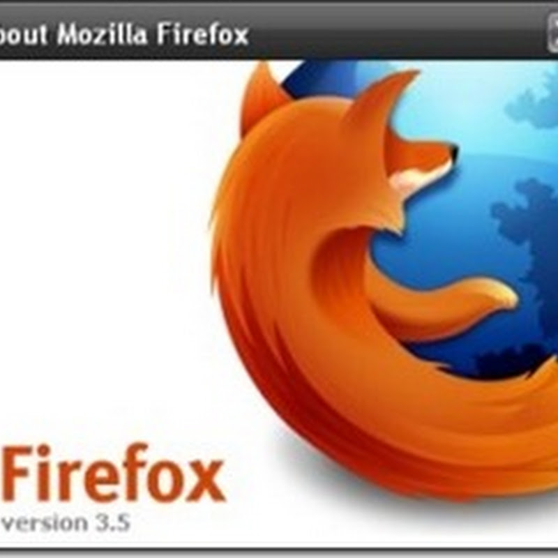 Firefox 3.5 Release Candidate