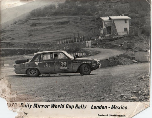 Historic Rally amp Classic Race Cars Cars World Cup Rally