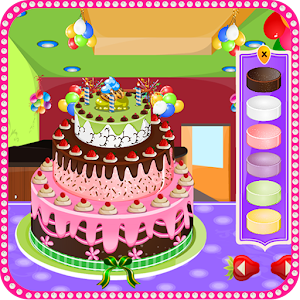 Delicious Cake Decoration for Android