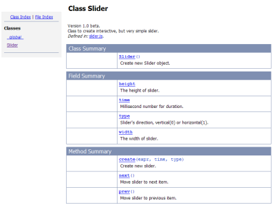 jsdoc templates notepad jsdoc toolkit