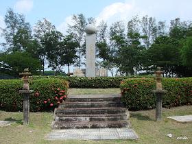 山田長政の碑