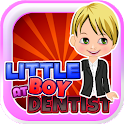 Little Boy At Dentist icon