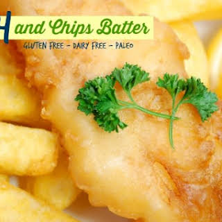 Fish and Chips Batter.