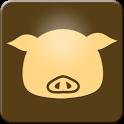 クラウド家計簿「Oink Note」無料版 icon