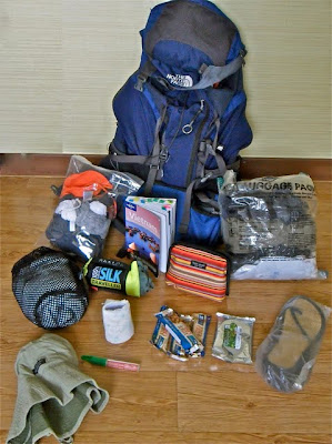 Packing for Southeast Asia