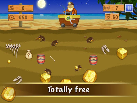 Gold Miner Deluxe 1.2.4 screenshot 356040