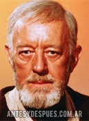 Alec Guinness, Star Wars, 1977