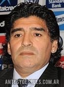 Diego Maradona, 2008