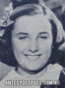 Mirtha Legrand, 1940