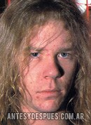 James Hetfield, 1987