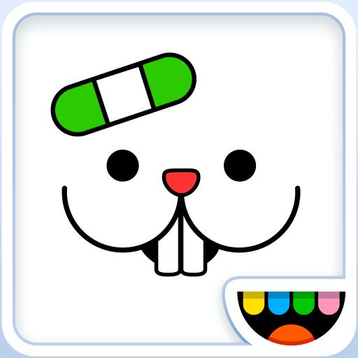 Toca Pet Doctor 教育 App LOGO-硬是要APP