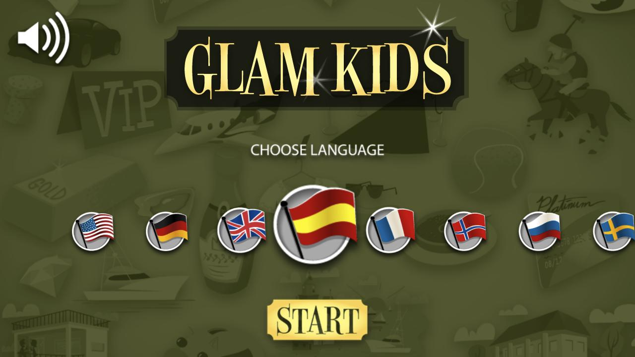 Glam Kids - screenshot