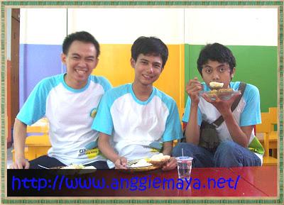 Ihwan, Anggie, Rizal