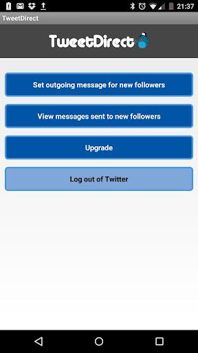 Tweet Direct for Twitter