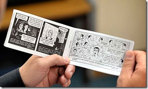 Reading-a-Jack-Chick-tract