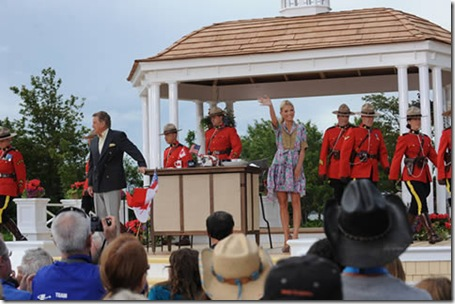 Regis and Kelly Live from Charlottetown, Prince Edward Island (July 12, 2010)