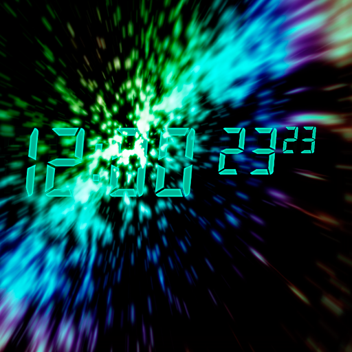 0.01秒デジタル時計 工具 App LOGO-APP開箱王