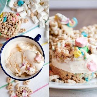 Lucky Charm Ice Cream Sandwiches Recipe