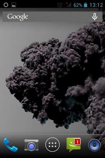 【免費個人化App】Explosion Live Wallpaper-APP點子
