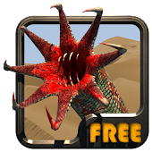 Worm of Death 3D Free