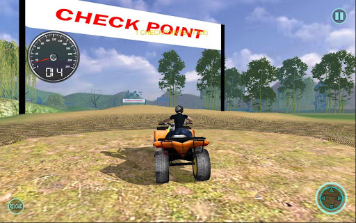 ATV Racing RB