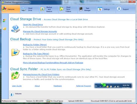 Use EMC Atmos for File Synchronization