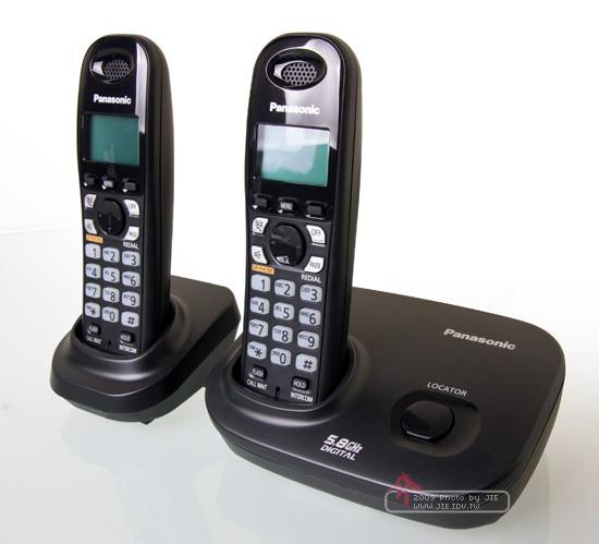 松下Panasonic_KX-TG4612子母機數位無線電話