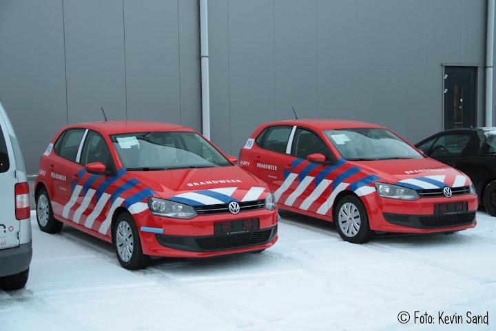 nieuwe dienstautos