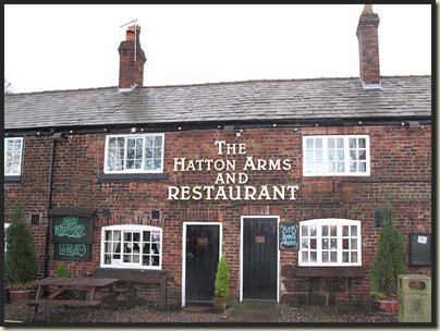 The Hatton Arms and Restaurant, Hatton, SJ 599 824