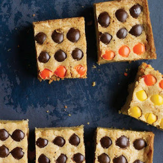 Halloween Blondies.