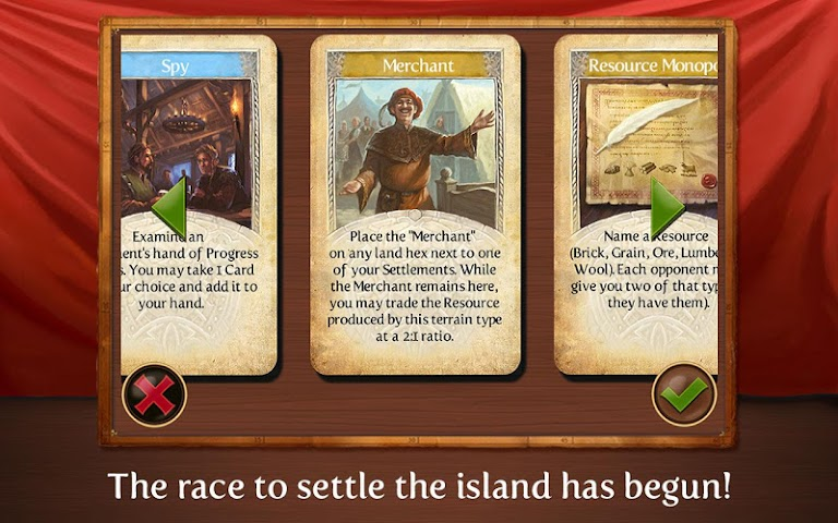 android Catan Screenshot 4