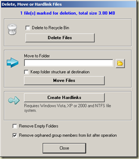 Tech By Step: OMG! Duplicate Files!! Not a problem anymore!