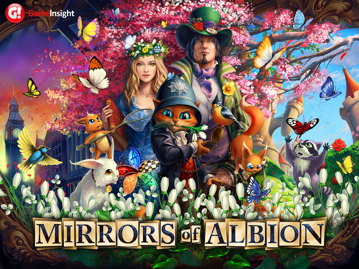 how to play mirrors of albion