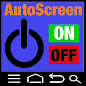 The Auto Screen Turn On & Off