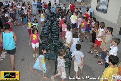 Juegos Populares Y Tradicionales Madridejos Toledo Espana