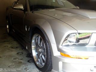 サリーン FORD MUSTANG GT500E ELEANOR