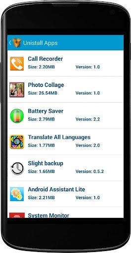 App Uninstall Tool