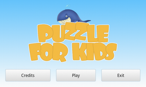 Puzzle For Kids: Animals