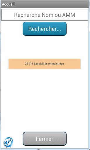 Listes des Médicaments France